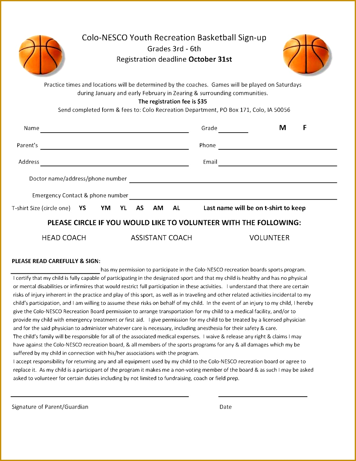 3 3 on 3 basketball tournament registration form template fabtemplatez football petition registration form 2014 3 on 3 basketball tournament registration form template 81921 colo nesco recreation 2012 thecheapjerseys Gallery