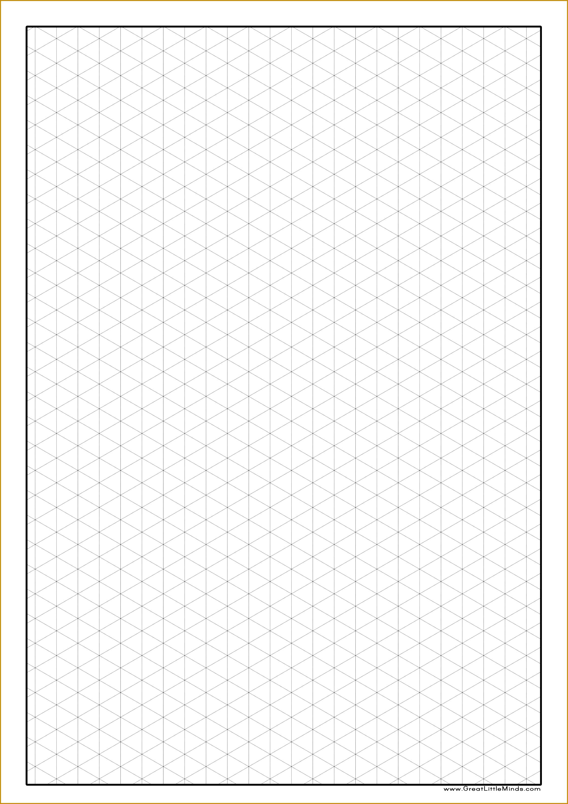 Printable Isometric Graph Paper Isometric PaperIsometric GridIsometric Drawing3d 32622306