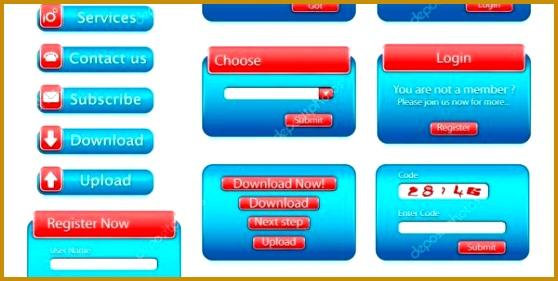 4 asp.net Web form Templates