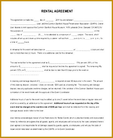Free Basic Rental Agreement Pdf Free Pennsylvania Rental Lease Agreement Templates Pdf Sample Rental Agreement Forms 441362