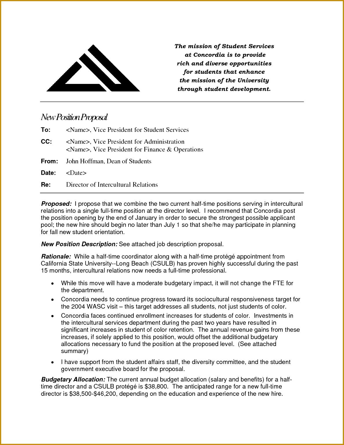 4 Job Proposal Sample 15381189