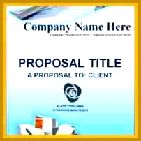 business proposal cover page plan cover page template word 119 202202
