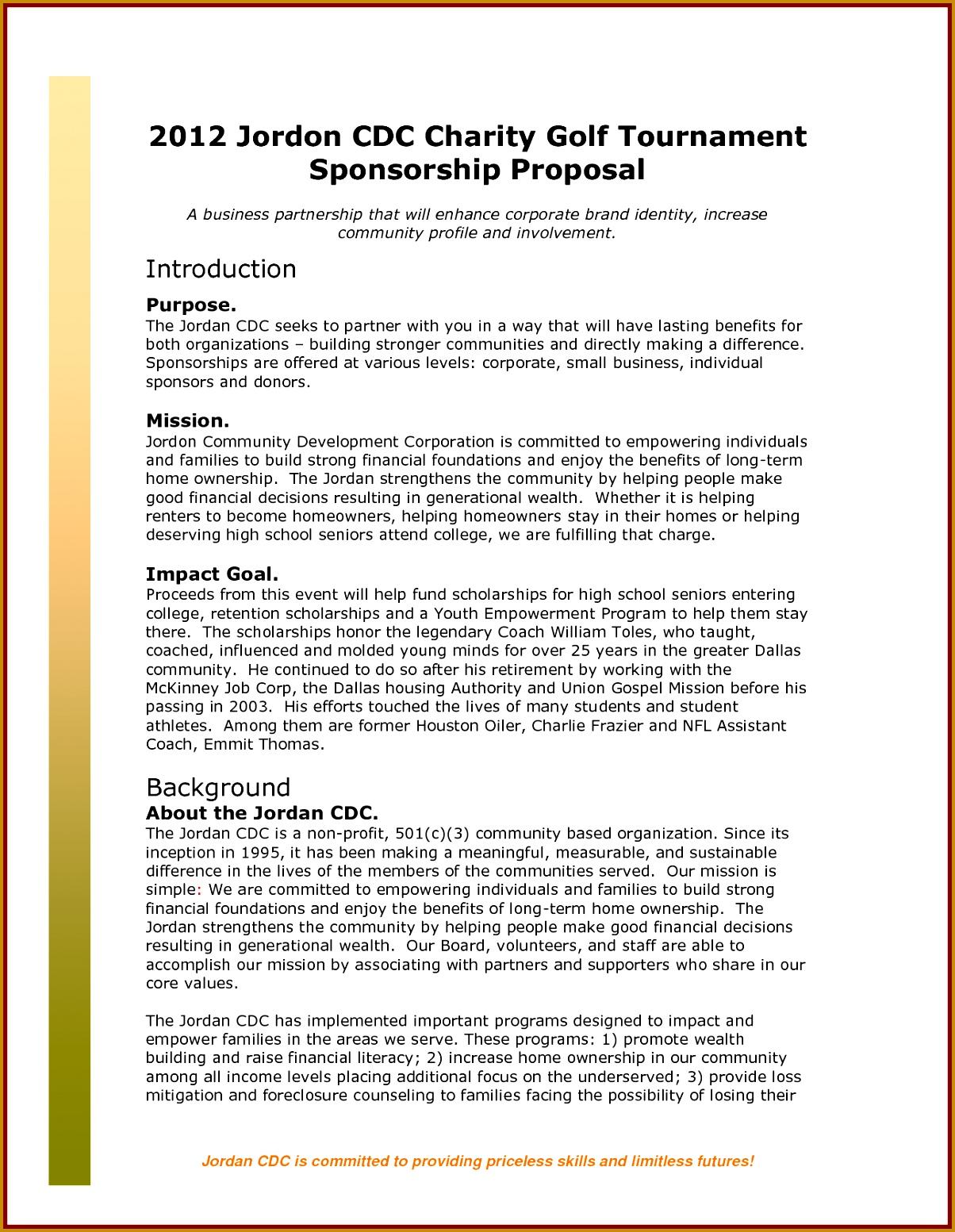 2008 Sponsorship Proposal DOC by fanzhongqing Sample 15531204