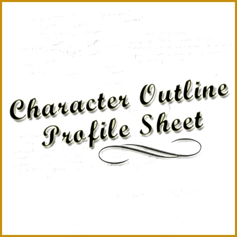 character profile outline by kittyfelone 465465