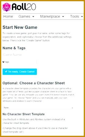 Choosing a Character Sheet 450279