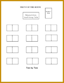 Classroom Seating Chart 283219