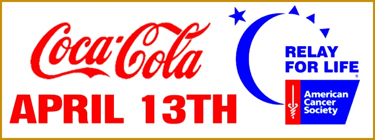 Coca Cola presents the American Cancer Society 279744