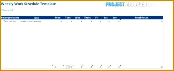 7 Compressed Work Week Proposal Template Fabtemplatez