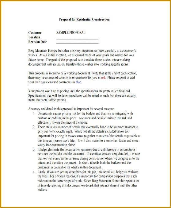 7 compressed work week proposal template