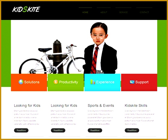 5 content management system website templates free fabtemplatez kids kite website template 558465 22 free education html website templates content management system website templates free600500 maxwellsz