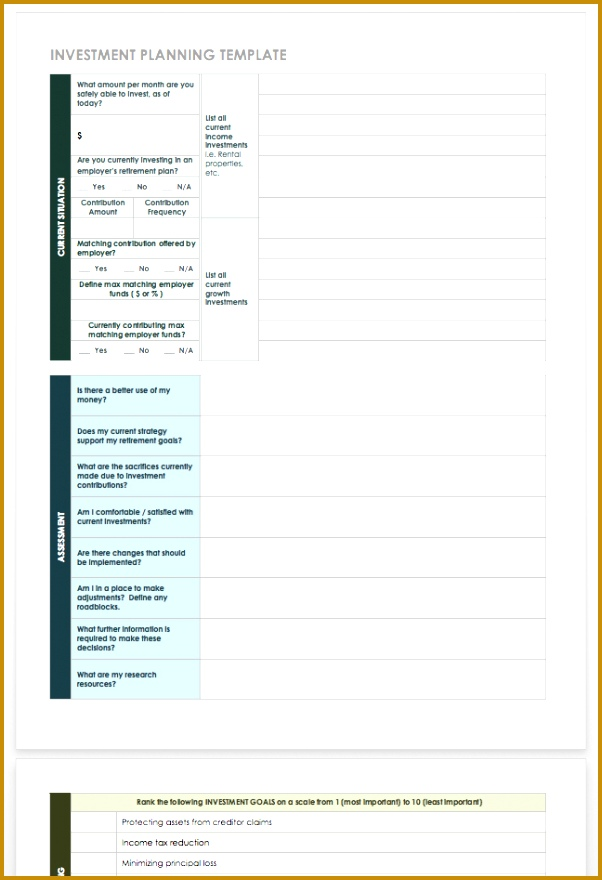 7 Contribution List Template | FabTemplatez