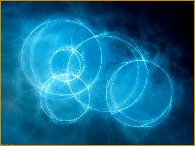 cool Circles Waves Background Picture 684513
