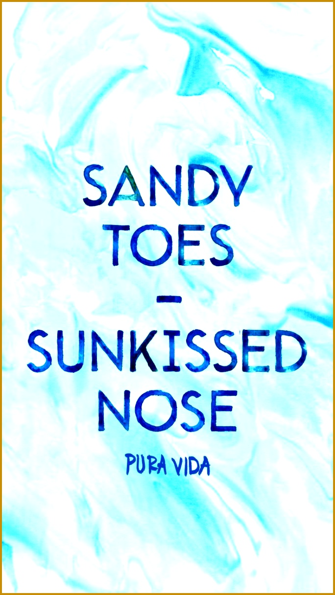Sandy Toes Sunkissed Nose 1216684