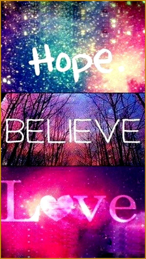 Hope Believe Love · Instagram QuotesFree DownloadsIphone WallpapersSister 1056595