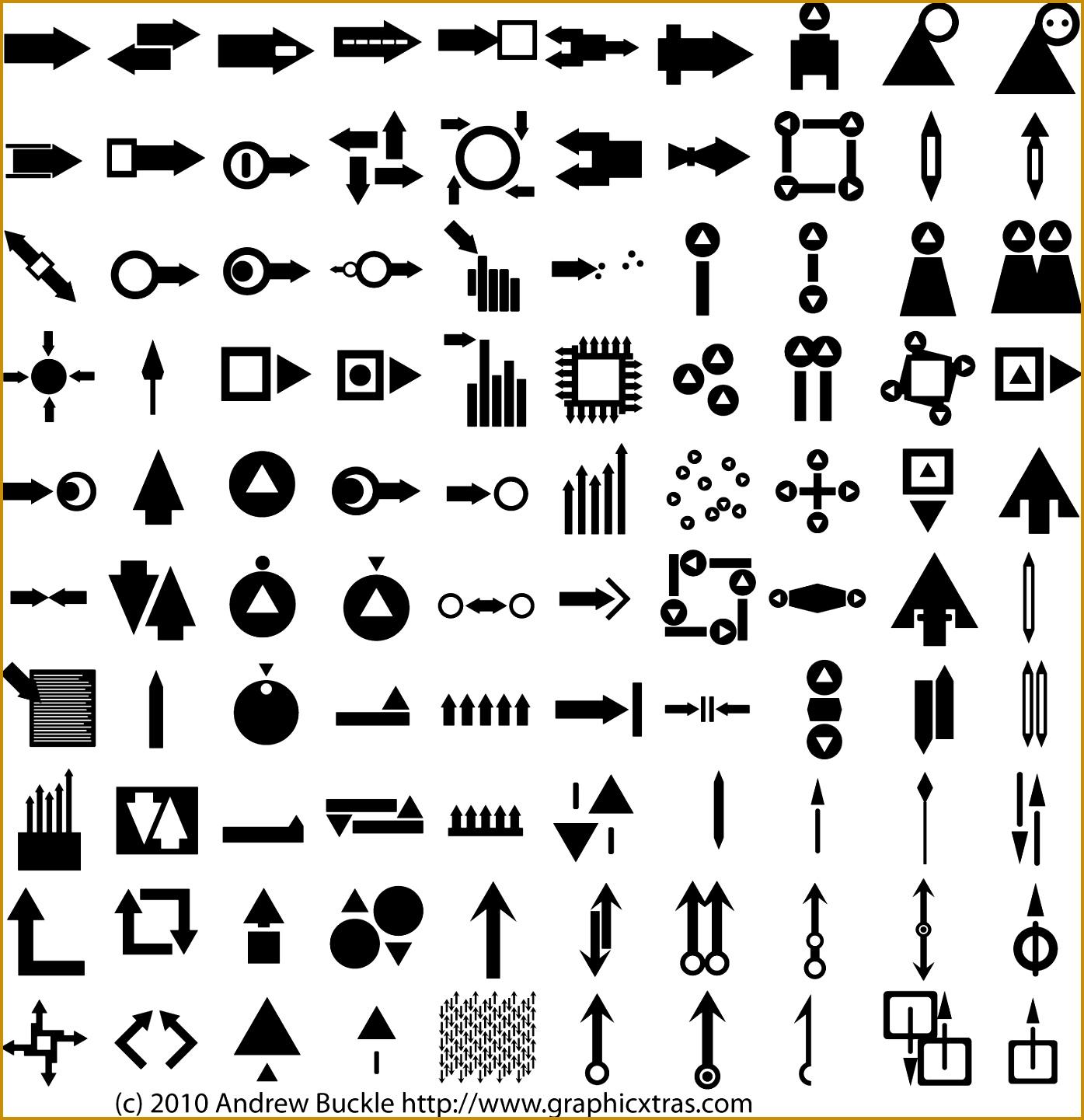Design Templates Alphabets Cool Alphabet Letters Business List Fonts True Type Designs 108 Arrows Gallery Design 14411395