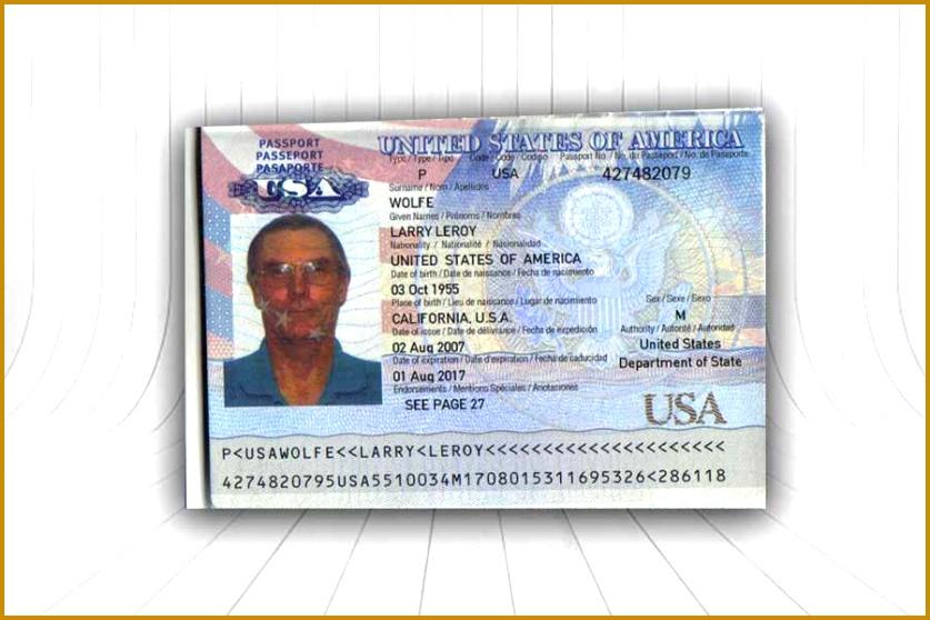 Create Fake Passport Template 72479 Fully Editable Austria Passport ...