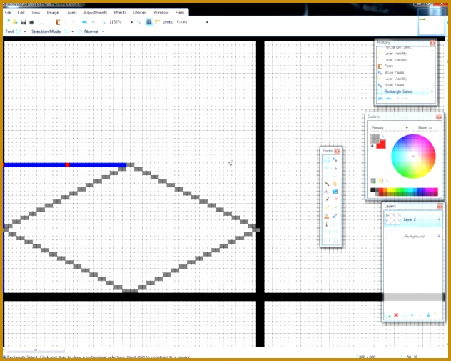 creating isometric pixel art from scratch part 1 creating 505632