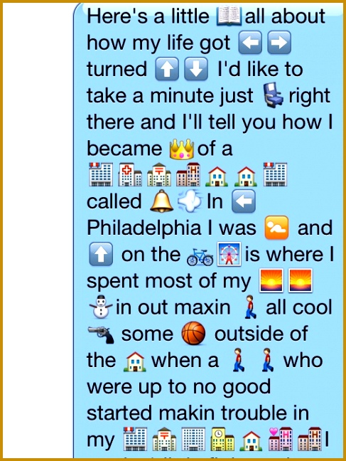 cute emoji stories to send to your boyfriend 35807 22 most creative uses emojis