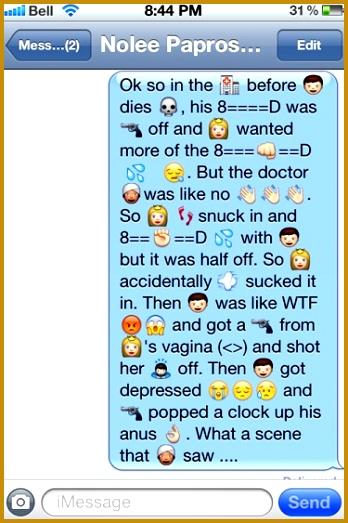 Emoji texts to send to your boyfriend