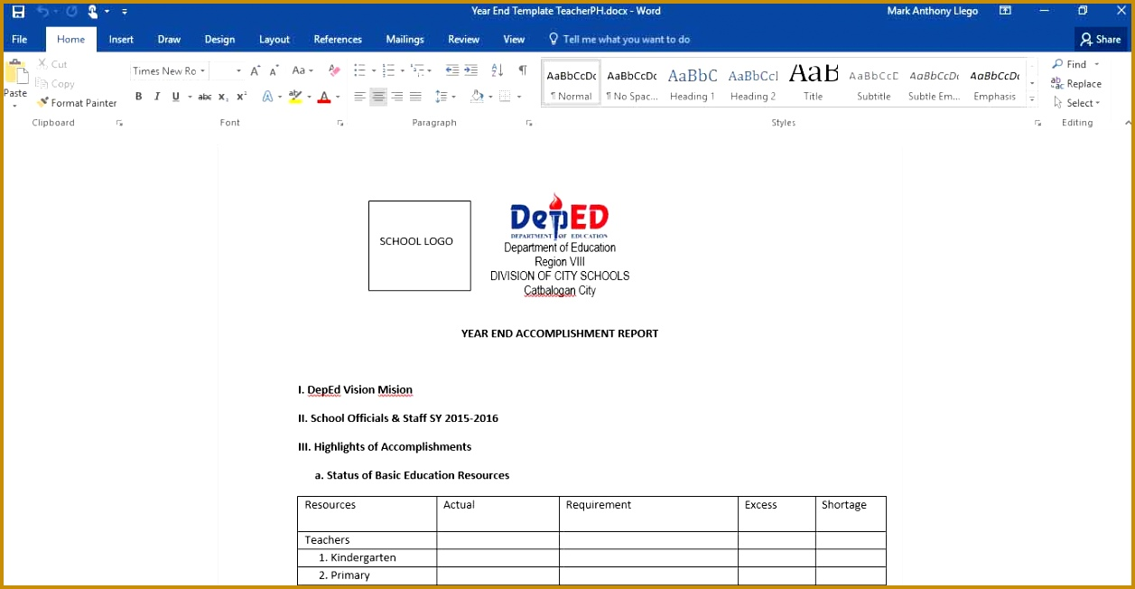 daily accomplishment report Location of work ent chk qty cees chk final unitsquantity interim fs es contract pay item no murk 1 (06/08) daily work report contractor work hours: to.