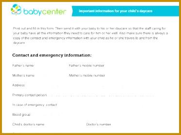 Essential daycare information 279372