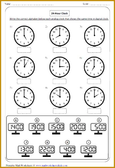 3 Digital Clock Template Printable | FabTemplatez