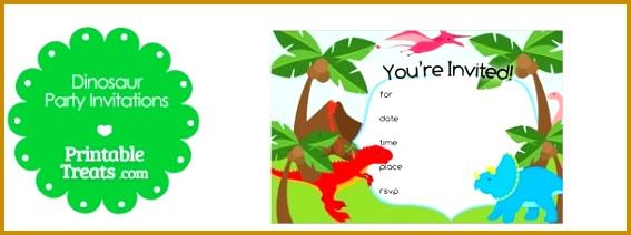 Dinosaur Invitation Template Dinosaur Birthday Party Invitations Template Resume Builder Printable 212567
