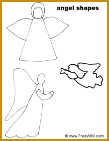 pin Angel clipart simple 5 283219
