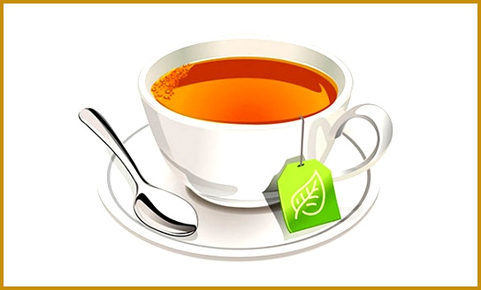 Cup of Tea Illustrator Tutorial 328544