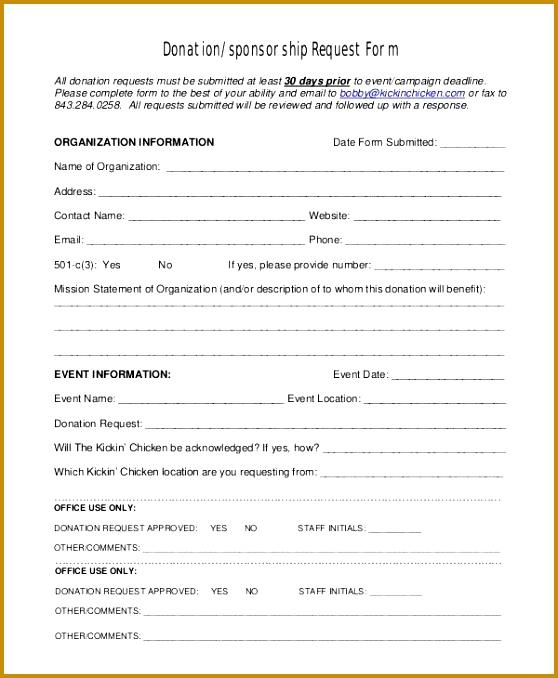 information sheet template word