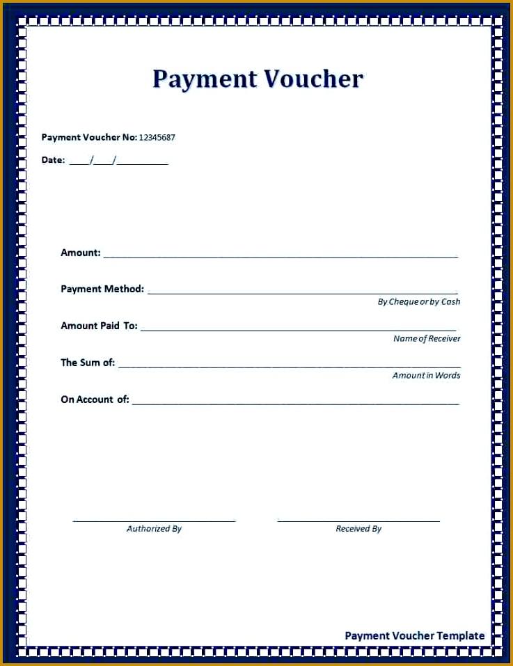 5 Payment Receipt Template Bud Template Letter Payment Receipt Template Payment Voucher Template 5 Payment Receipt 957737