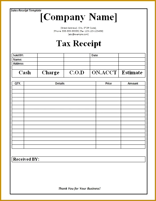 payment receipt templates free sample example format official form documents bizdoska 704544
