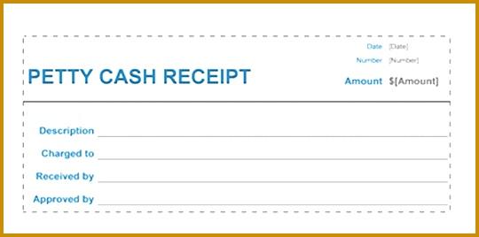 Cash Receipt Template 540268