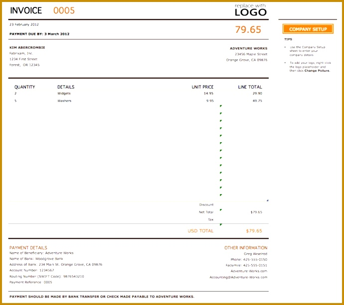 Receipt Cake Word Free Invoice Template Best Templates For Excel Pdf Word Quotation Receipt with Free 613690
