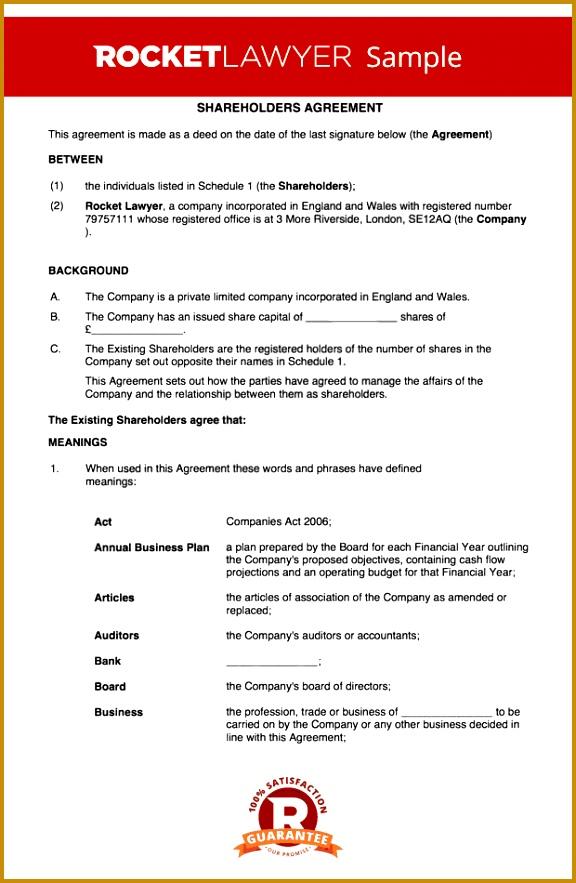Sample holders agreement 883576