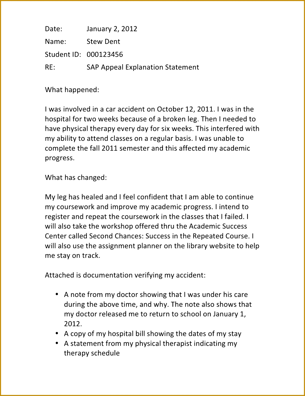 FinAid The Financial Aid Information Page Example of Appeal Sample Letter For Financial Aid 15351185