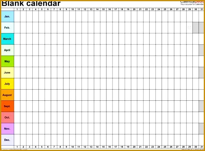 7 Financial Calendar Template Fabtemplatez