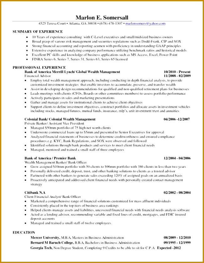 Business Analyst Resume DERIVATIVE REGULATORY REPORTING ANALYST Resume Sample 840651
