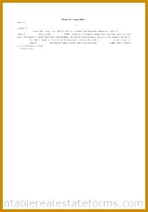 Printable financial responsibility template 2015 306214