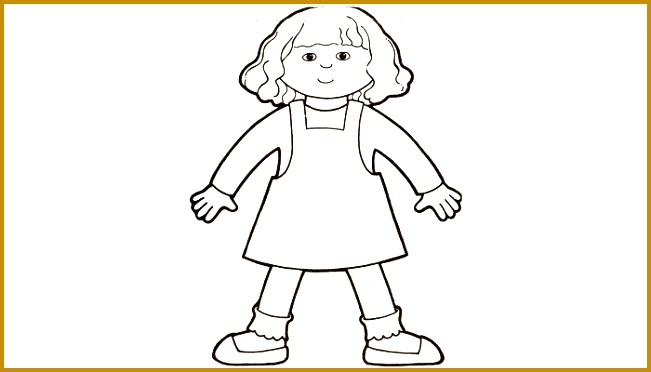 20 Free Flat Stanley Templates & Colouring Pages to Print 372651
