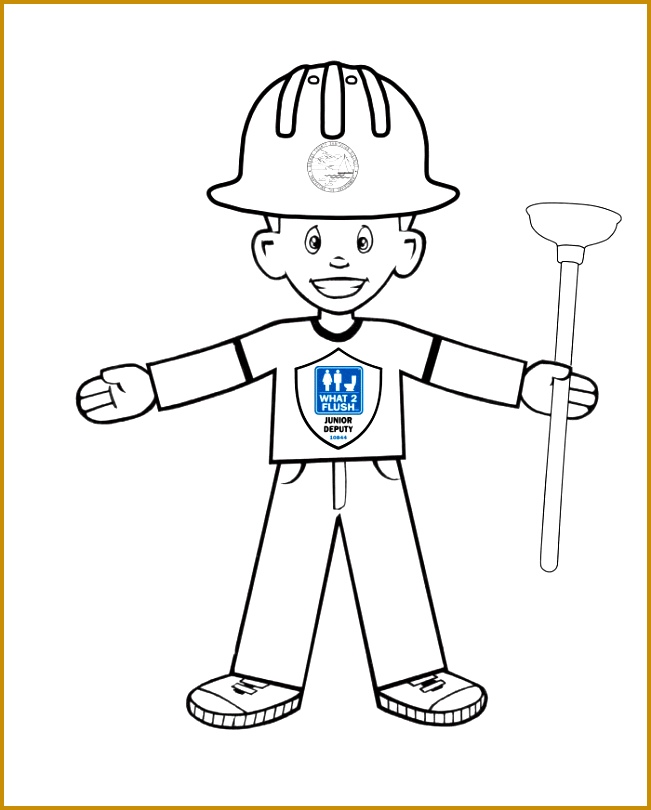 20 Free Flat Stanley Templates & Colouring Pages to Print 651810