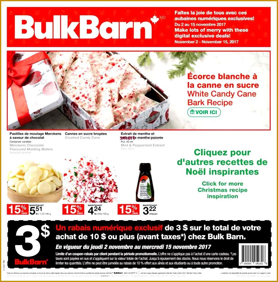 Bulk Barn QC Flyer November 2 to 15 943930