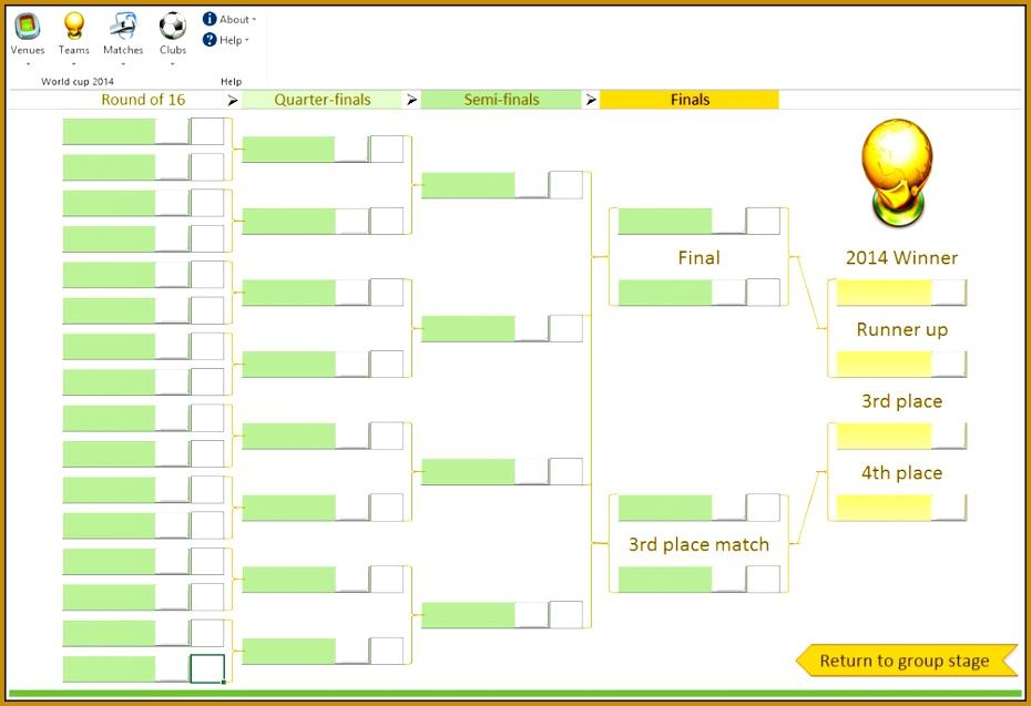 4 Football Betting Sheet Template | FabTemplatez