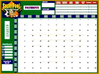 super bowl board template faceboul 409306