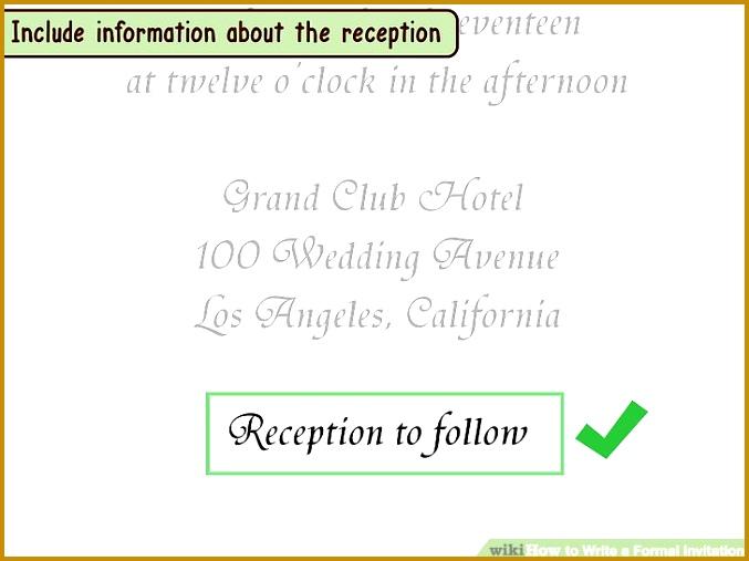 Image titled Write a Formal Invitation Step 8 677507