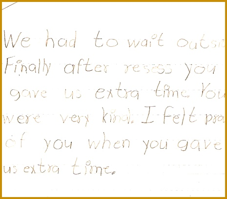 Friendly & Formal Letter Writing Edline 465408