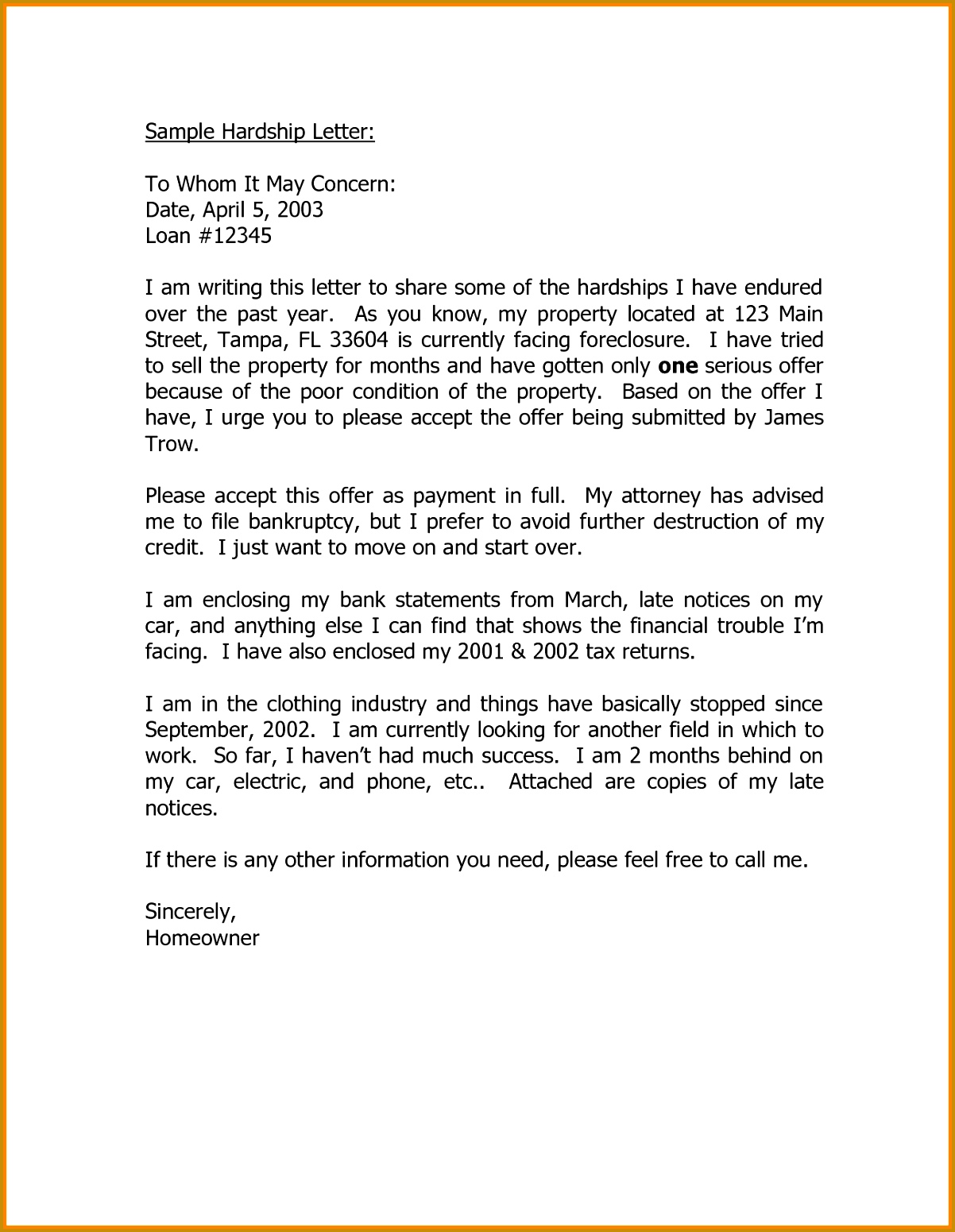 6 sample formal letter to whom it may concern 12021551