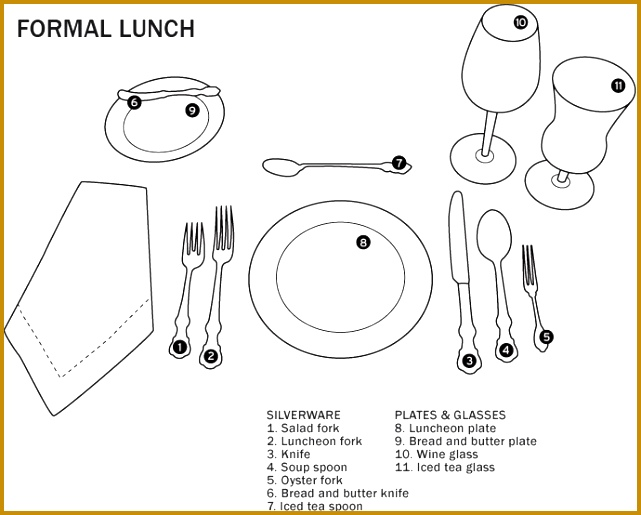 Toast and Tables Disappearing Act In this casual world is formal passé Table Setting 515641