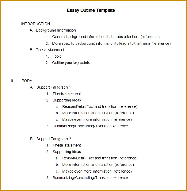Cute Formal Report Template Word Ideas  Example Resume Ideas