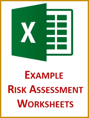 example cybersecurity risk assessment worksheet 288382
